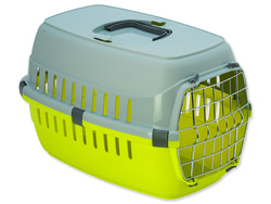 Transporter DOG FANTASY Carrier żółty 48,5 cm