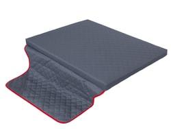 Matrace s potahem Cover Grey