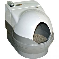 CatGenie 120+ automatická toaleta pro kočky (s poklopem)