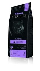 Fitmin cat For Life Hairball - 8 kg