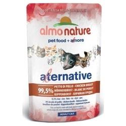 Almo Nature Alternative WET Kuřecí prsa