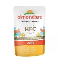 Almo Nature Classic Jelly Kuřecí prsa v želé