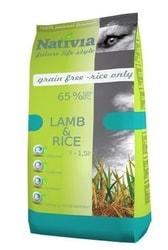 Nativia Dog Adult Lamb&Rice 15kg