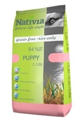 Nativia Dog Puppy 15kg