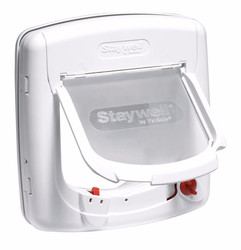 Dvířka Staywell 500 bíle s infra-red