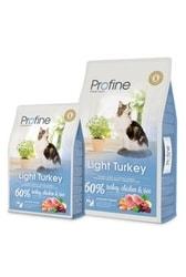 Profine NEW Cat Light Turkey 2 kg