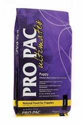 Pro Pac Ultimates Dog Puppy Chick&Brown Rice 20kg