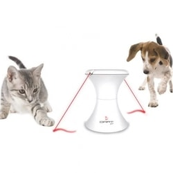 Laser toy for cats and dogs FroliCat Dart Duo