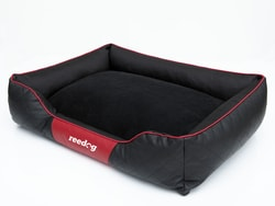 Legowisko dla psa Reedog Black & Red Luxus