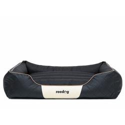 Pelíšek pro psa Reedog Black & Beige Tommy