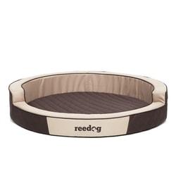 Pelíšek pro psa Reedog Brown Ring