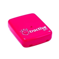 Tractive GPS Tracker for dogs and cats with crystal Swarovski®