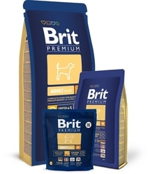 Brit Premium Dog Adult M 8kg