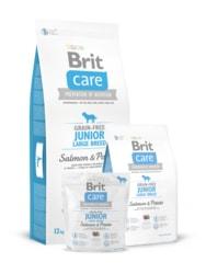 Brit Care Junior Large Breed Salmon & Potato 12 kg