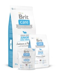 Brit Care Junior Large Breed Salmon & Potato 1kg