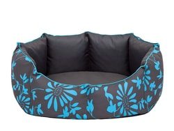 Pelíšek pro psa Reedog York Blue Flower