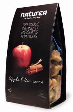 Naturea keksíky - Jablko a skořice