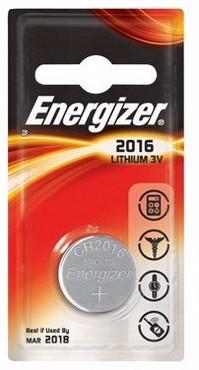 Baterie Energizer CR 2016