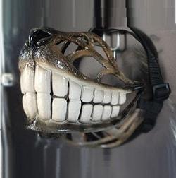 "Náhubek pro psy Reedog design ""Smile"" - M"