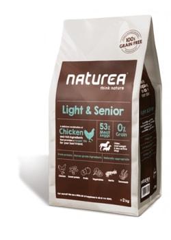 Naturea Light & Senior 2 kg