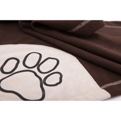 Deka pro psa Reedog Brown Paw - M