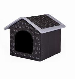 Domeček pro psa Reedog Black Dog - XS