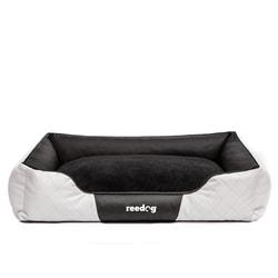 Pelíšek pro psa Reedog Black & White Luxus - XL