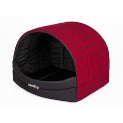 Kukaň pro psa Reedog Red Strips - XL