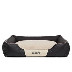 Pelíšek pro psa Reedog Black Luxus - XL
