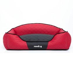 Pelíšek pro psa Reedog Red Sofa - L