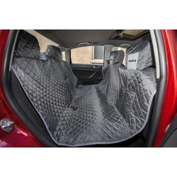 Reedog ochranný potah do auta pro psy - šedý - L
