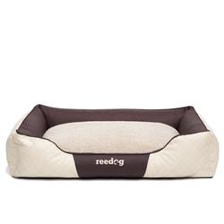 Pelíšek pro psa Reedog Beige Luxus - L