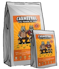 Carneeval Light Healthy Classic 500g