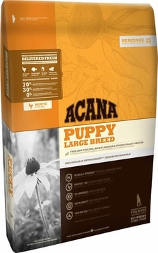 Acana Puppy Large Breed Heritage 17kg