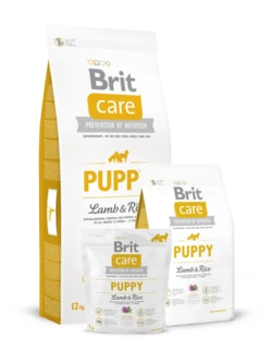 Brit Care Dog Puppy Lamb & Rice 2x 12kg