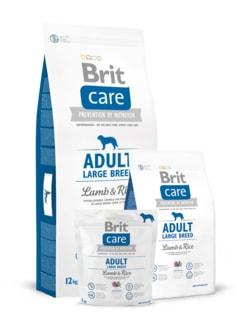 Brit Care Dog Adult Large Breed Lamb & Rice 2x12kg